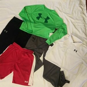 UNDER ARMOUR LOT ALL INCLUDED 💥FAST SHIPPER